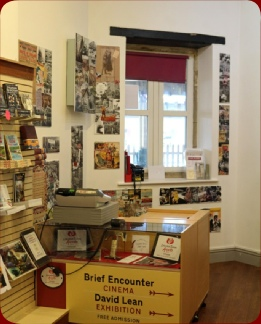 Carnforth Station Visitor Centre Gift Shop